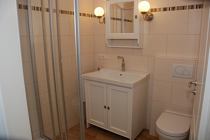 Zweies Badezimmer: