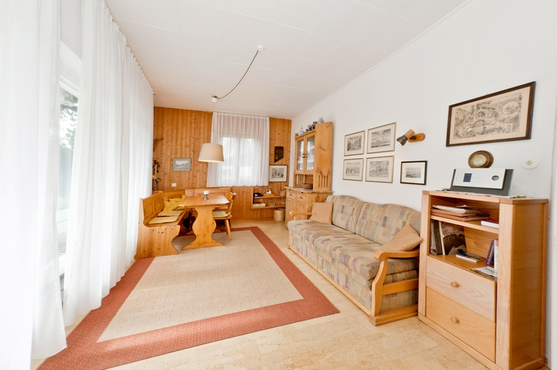 Wohnzimmer:Blick Richtung Essecke