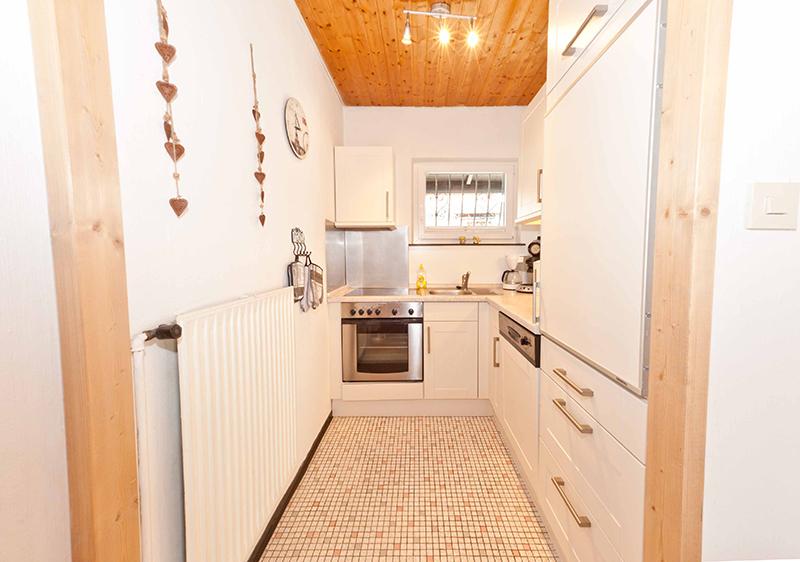 Küche:Küche neu offen ohne Türe zum Wohnzimmer