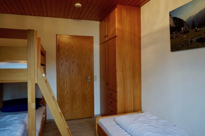 zweites Schlafzimmer: