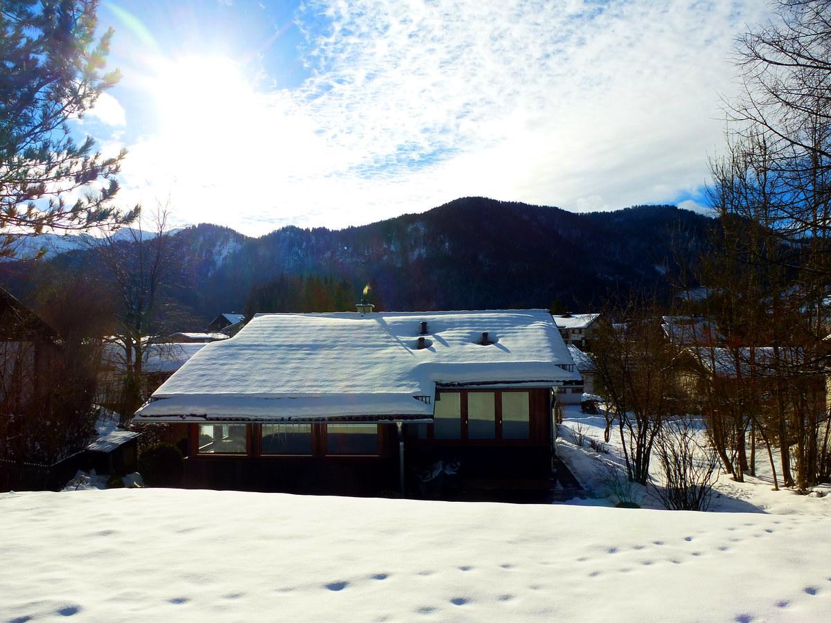Winter 2018/2019:Viiiiel Schnee!!!