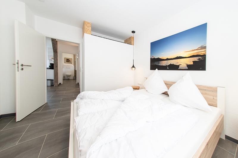 Doppelbettschlafzimmer: