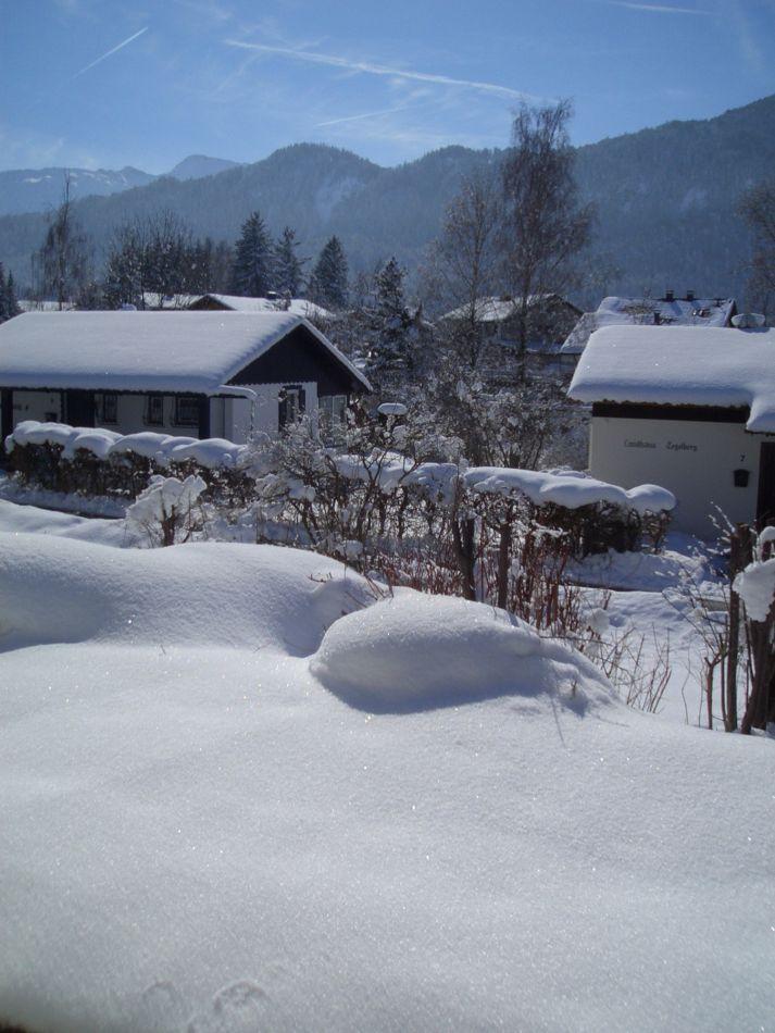 Winteraussicht: