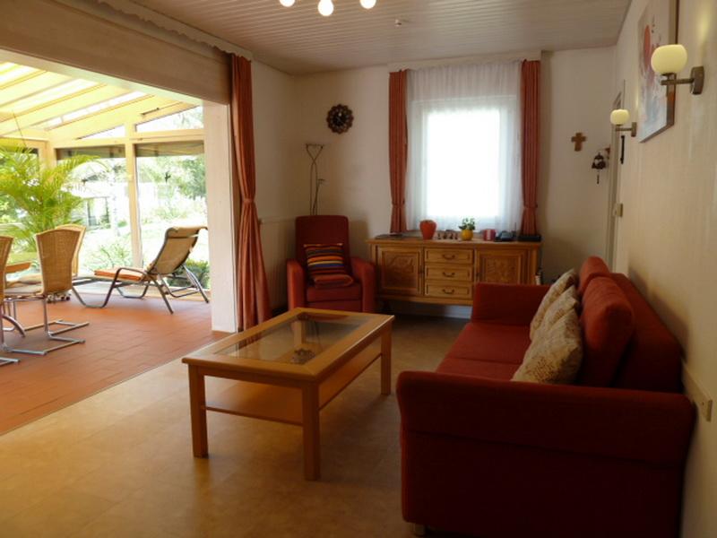 Das Wohnzimmer: