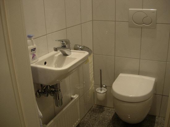 Toilette: