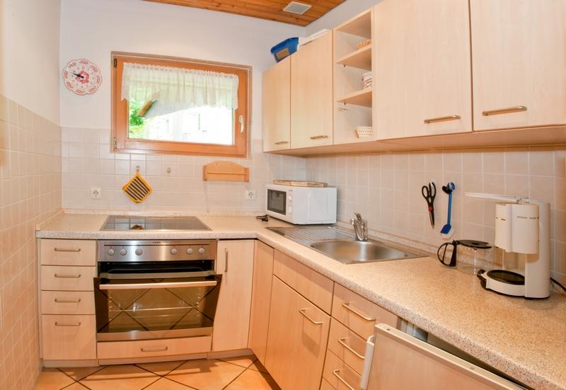 Küche:Voll ausgestattet