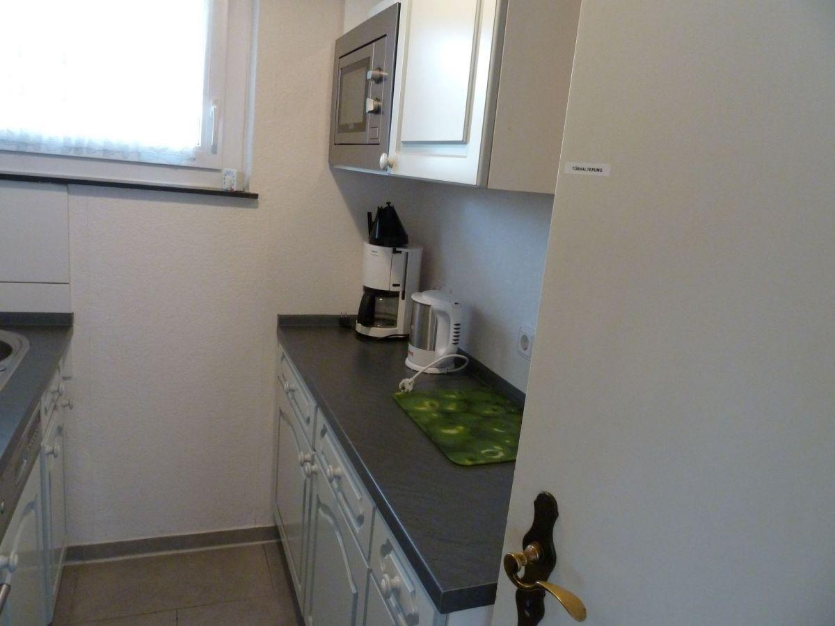 Küche:Die Küche ist mit allem ausgestattet, um sich wie zu Hause zu fühlen.