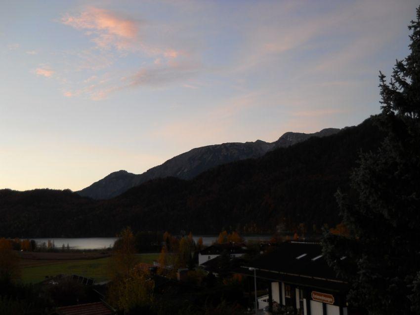 Sonnenaufgang: